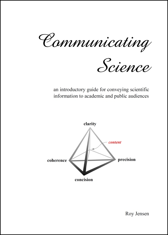 Communicating Science cover